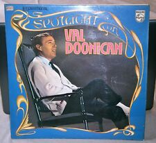 VAL DOONICAN  SPOTLIGHT ON VAL DOONICAN 6612 044 PHILIPS RECORDS VINYL LP ALBUM