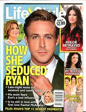 Life & Style Magazine January 30 2012 Ryan Gosling EX 072916jhe