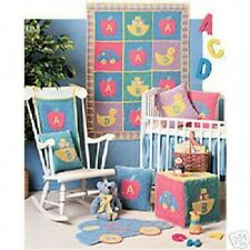 BRIGHT BEGINNINGS-PATTERNS FOR BABY-FOUR CORNERS