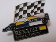 Pin's automobile / Renault - vente au personnel