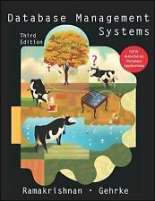 4DAYS DELIVERY - Database Management Systems, 3rd Int'l ed By Ramakrishnan