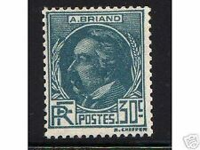 "FRANCE STAMP TIMBRE 1933 Y&T 291 "" ARISTIDE BRIAND "" NEUF xx  TTB"
