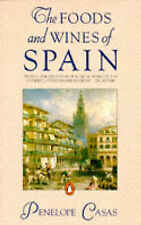Foods and Wines of Spain (Country Library),ACCEPTABLE