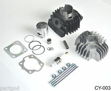 Suzuki Quadmaster LT-A50 Cylinder Piston Gasket Top End Kit 2002 2003 2004 2005