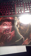 BAM! Box Exclusive Freddy Kruger Jason Voorhees Art Print /2500