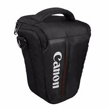 Waterproof Triangle Camera Shoulder Bag Small Case for Canon EOS DSLR