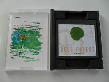 DEEP FOREST MINI DISC MINIDISC MD COLUMBIA DANCE POOL 1992 VERY RARE