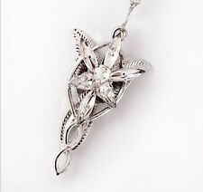 Elf Princess necklace lord of the rings jewellry Arwen Evenstar pendant necklace