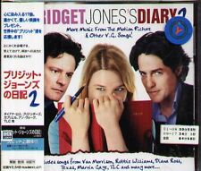 Bridget Jone's Diary 2 Soundtrack Japan OST CD Diana Ross En Vogue Neneh Cherry
