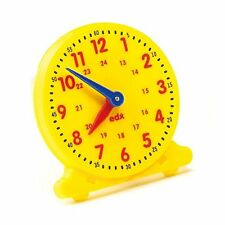 Teach the time 24 hour student clock Learning Resources Maths Home Education