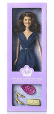 Princesse catherine doll engagement kate middleton royal / poupée de mariage