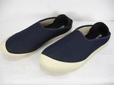 MAHABIS BLUE MESH DETACHABLE SOLES LIGHTWEIGHT SUMMER SLIPPERS SHOES MEN'S  46