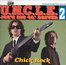 Uncle Joes Big Ol Driver - Chick Rock (1990) - Used - Compact Disc