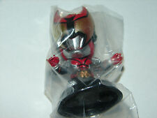 SD Kamen Rider Kiva - Mini Big Head Figure Vol. 2 Set! Ultraman Godzilla
