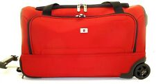 "Victorinox Swiss Army Mobilizer NXT 4.0 Wheeled 22"" Cadence Duffel - Red - Used"
