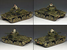 KING AND COUNTRY WWS D Day Valentine MK III Tank DD189