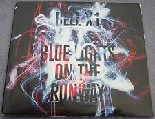 BELL X1 Blue Lights On The Runway ALT ROCK INDIE TRI-FOLD CARD SLEEVE CD