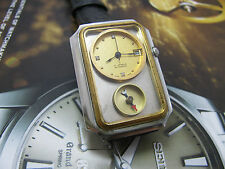 Rare Swiss Made Special Vintage Muslim Islamic Automatic Men's Watch.