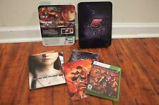 Dead or Alive 5: Collector's Edition (Xbox 360) - Great Condition Free Shipping