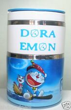 Doraemon Double Layer Thermal Insulation Food Saver Stainless Steel+PP Lunch Box