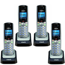 Vtech 4 Pack DS6101 Extra Accessory Expansion Additional Handsets for DS6151 New