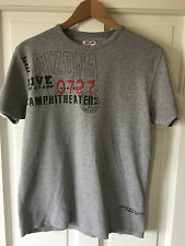 Men's Medium Fitted Grey Jack and Jones T-Shirt