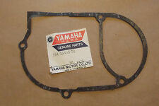 YAMAHA YL1  YL2  L5T  GENUINE  NOS  ENGINE  COVER  GASKET - # 164-15453-70