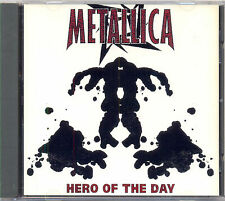 METALLICA Hero Of The Day Load US 1 Track DJ Promo CD 5 1996 Mint- Like New