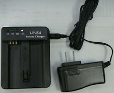 Battery Charger for CANON LP-E4/E4N LPE4 LPE4N EOS-1D X EOS 1D X EOS-1Ds Mark II