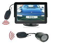 """Installazione telecamera per retromarcia 25 mm Ø, 4.3"""" monitor funkübertrager si adatta per Volvo"""