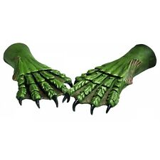 Creature From The Black Lagoon Hands Costume Adult Universal Monsters Halloween