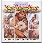Lot - Your Story Hour Bible Comes Alive CD albums 1-5 set Audio Drama Stories