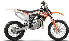 MX Motocross Polisport Plastic Kit for KTM SX 85 2013 2017 (OEM 2017 New Colour)
