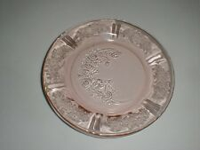 Federal Depression Glass Pink Sharon CABBAGE ROSE Dinner Plate/s (loc-3Z)