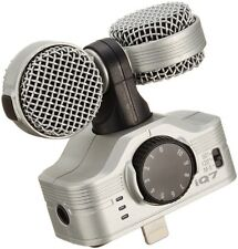 ZOOM iQ7 MS Stereo Microphone for iPhone/iPad/iPod touch From Japan F/S