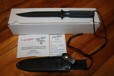 NWT CHRIS REEVE Survival PROJECT II  Fighting Tactical Knife for special forces