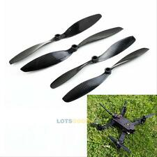 2pairs 8x4.5 Carbon Fiber Propeller Prop CW CCW 8045 8045R Shaft for DJI Phantom