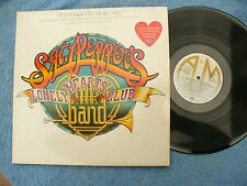 PETER FRAMPTON / BEE GEES SGT PEPPER'S LONELY HEARTS CLUB BAND n/m uk a&m+poster