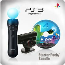 PS3 move starter pack * en excellent état *