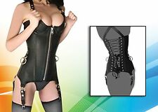 Leather Ophelia Corset ,Excellent Quality XL / Size