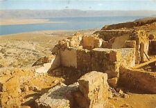 BR4281 Massada palace at the Eastern Section  israel