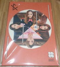 f(x) the 1st concert DIMENSION 4 - Docking Sation GOODS HOLDER SET KRYSTAL NEW