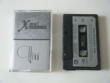 XMAL DEUTSCHLAND VIVA CASSETTE TAPE 1987 PAPER LABEL PHONOGRAM UK