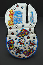 IN STOCK! Scotty Cameron Custom Shop Jackpot Johnny WHITE Futura X5 X7 Headcover
