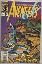 The Avengers ,Vintage Marvel comic book #377 from August 1994