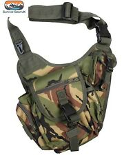 Kombat DPM Tactical Shoulder Bag 7 Litre Airsoft Military Army Paintball Walking