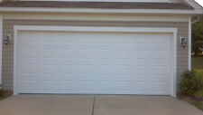 Garage Door 16'X7'  Vinyl Back Insulated