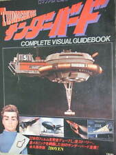 Thunderbirds Complete Visual book Gerry Anderson UFO Space photo art