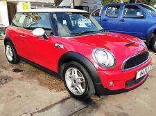 Mini Mini 1.6 ( 175bhp ) Cooper S 2007/07 Registration