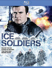 Ice Soldiers (Blu-ray, 2013) Dominic Purcell Gabriel Hogan Michael Ironside